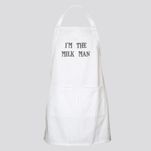 IM THE MILKMAN Apron