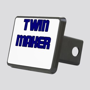 TWIN MAKER BLUE Hitch Cover