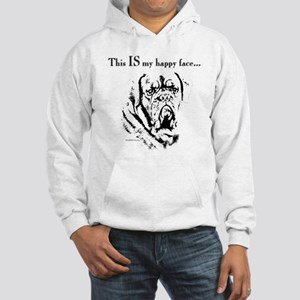 Dogue Happy Face Hooded Sweatshirt