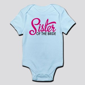 Sister of the bride Body Suit