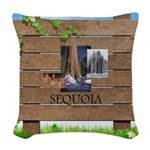ABH Sequioa Woven Throw Pillow
