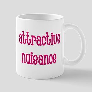Attractive Nuisance (Pink) Mug