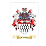 Charles Postcards (Package of 8)