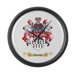 Charles Large Wall Clock