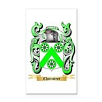 Charioteer Rectangle Car Magnet