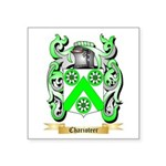 Charioteer Square Sticker 3