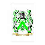 Charioteer Sticker (Rectangle 50 pk)