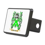 Charioteer Rectangular Hitch Cover