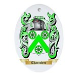 Charioteer Ornament (Oval)