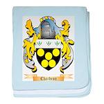 Chardron baby blanket
