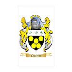 Chardron Sticker (Rectangle 10 pk)