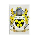 Chardonnot Rectangle Magnet (10 pack)