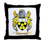Chardonnot Throw Pillow