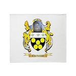 Chardonnot Throw Blanket