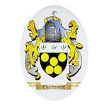 Chardonnot Ornament (Oval)