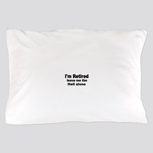 Retired Pillow Case