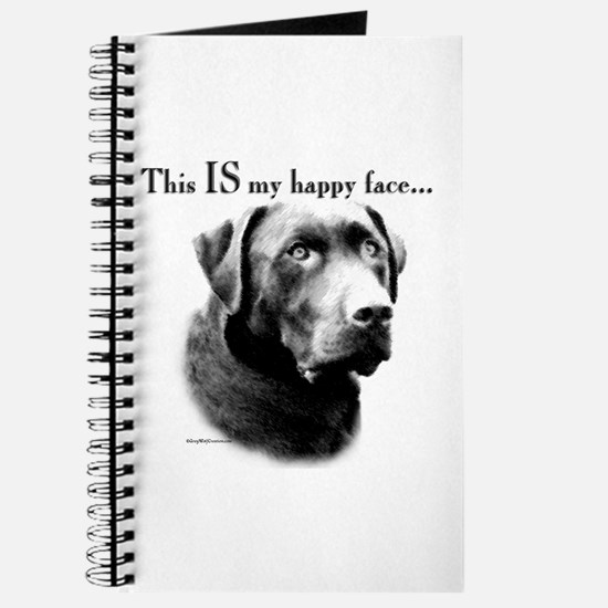Lab Happy Face Journal