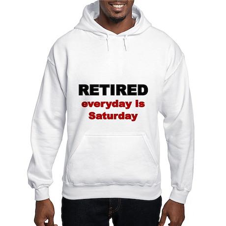 Retired Hoodie