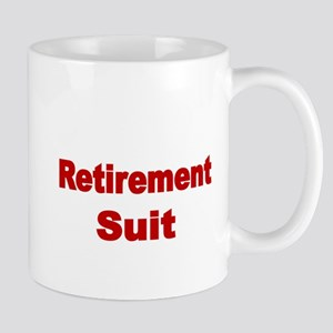 Retirement Suit Mug