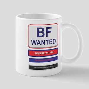 Boyfriend Wanted Mug