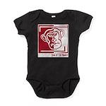redmonkeyyear Baby Bodysuit