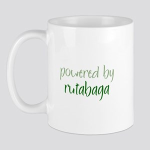 Powered By rutabaga Mug