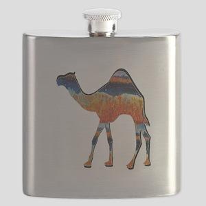 THOSE DESERT DAYS Flask