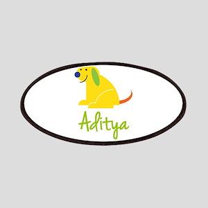 Aditya Loves Puppies Patches