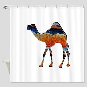 THOSE DESERT DAYS Shower Curtain