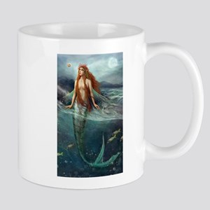 Mermaid of Coral Sea Mug