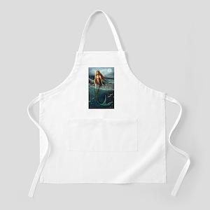 Mermaid of Coral Sea Apron