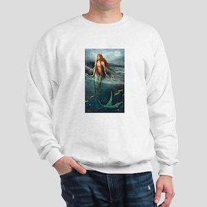 Mermaid of Coral Sea Sweatshirt
