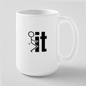 Just F It Mug