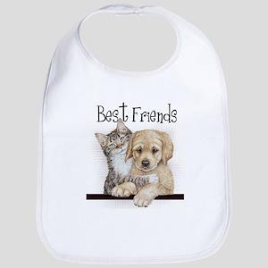 Best Friends Bib