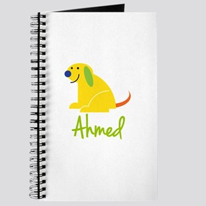 Ahmed Loves Puppies Journal