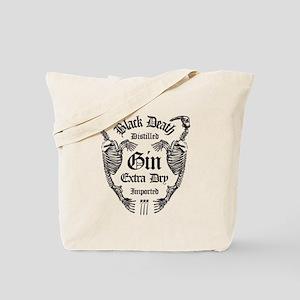 Walrus Bone Gin Tote Bag