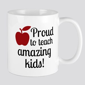 Proud Teacher Mug