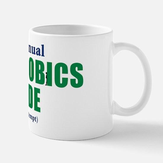 Agoraphobics Parade Mug