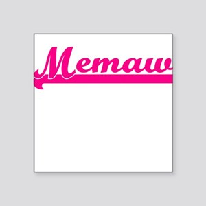 MEMAW Sticker