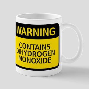 dihydrogen monoxide Mug