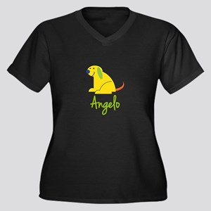Angelo Loves Puppies Plus Size T-Shirt