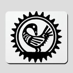 Sankofa Bird Mousepad