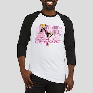 Fabulously Fighting Cancer Baseball Jersey