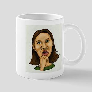Nose Picker Mug