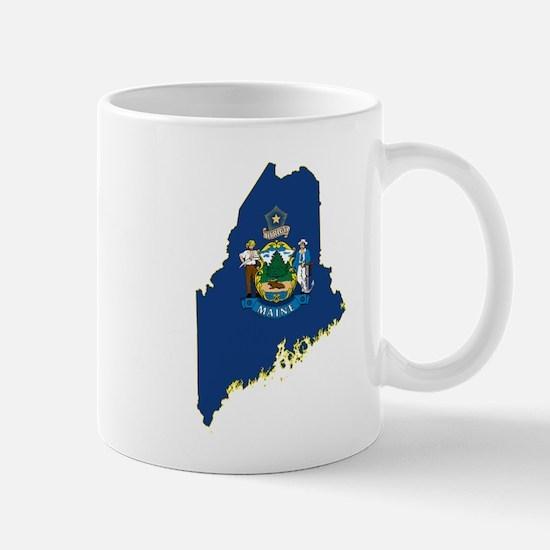 Maine Flag Mug