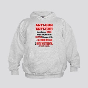 GOD and GUNS Hoodie