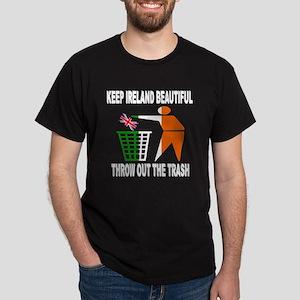 keep ireland beautiful throw T-Shirt