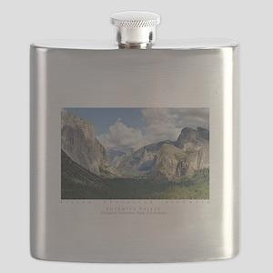 YosemiteValley14x10 Flask
