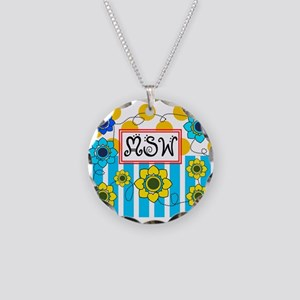 LSW MSW 3 Necklace