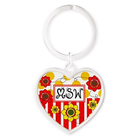 LSW MSW 2 Keychains